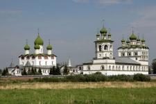 Ансамбль Николо-Вяжищского ставропигиального женского монастыря