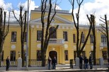 Комплекс зданий Дома ветеранов сцены