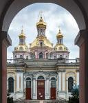 Церковь Воздвижения Креста Господня на Лиговском проспекте